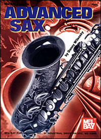 advanced sax cover